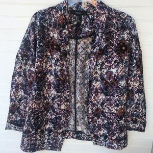 Forever 21 Open Blazer with Pockets